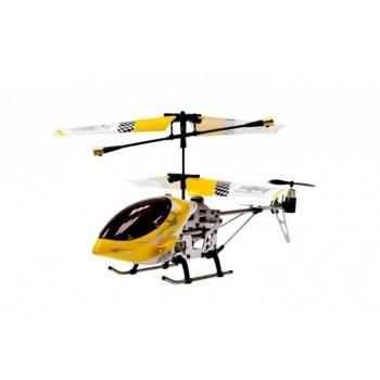 Радиоуправляемый вертолет JiaYuan Whirly Bird Gyro 3CH ИК-управление масштаб 1:64 - 1687A-2