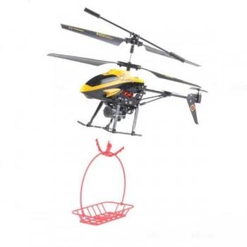 Радиоуправляемый вертолет WL Toys V388 Under With Basket ИК-управление - V388