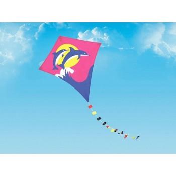 Воздушный змей «Дельфин 70х60»