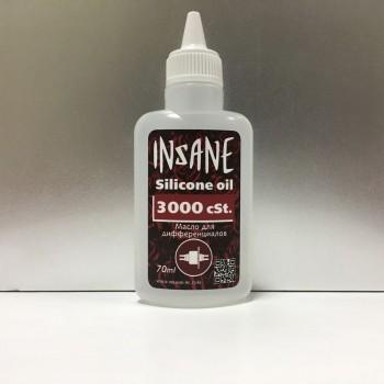 Масло для дифференциала Insane 3000CST 70 мл (силиконовое)