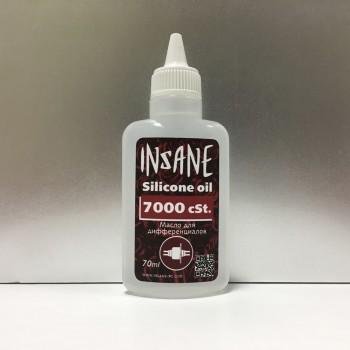 Масло для дифференциала Insane 7000CST 70 мл (силиконовое)