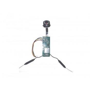Видеопередатчик с камерой и слотом SD карты (WiFi, дальность 200 м)