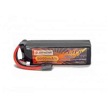 Аккумулятор LiPo Vant - 11.1В 9000мАч 100C 3S1P (Разъем Traxxas)