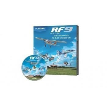 Авиамодельный симулятор Real Flight 9.0 (только ПО, без пульта)