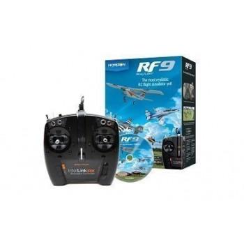 Авиамодельный симулятор Real Flight 9.0 (пульт Spektrum в комплекте)