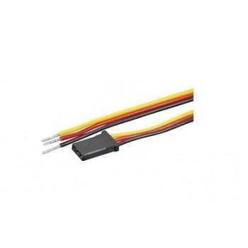 Удлинитель серво кабеля Tactic 25см