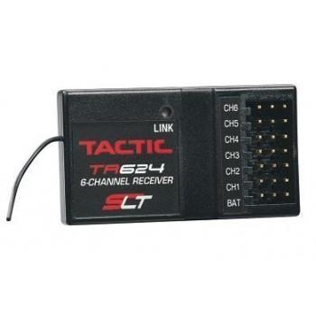 Приемник Tactic TR624 6-и канальный SLT