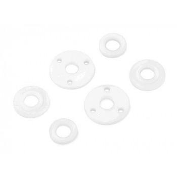 Поршни амортизаторов (3 отверстия| 1.2mm| PTFE| 2компл) - HPI-68765