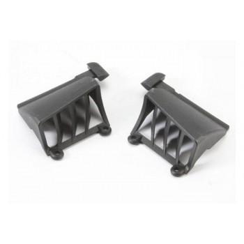 Крышки охлаждающих отверстий отсека аккумулятора, 2шт - TRA5628