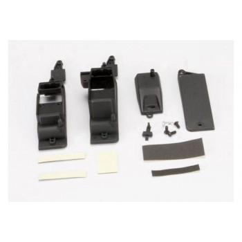 Корпус отсека аккумулятора, 4 детали - TRA5324X