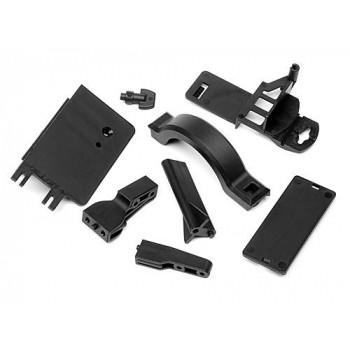 Крепление для отсека под аккумулятор + крышка - HPI-100909