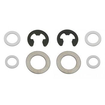Комплект шайб и с-клипс для КПП (MGT) - AS25019