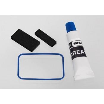 Комплект уплотнений, коробка приемника (включает уплотнительное кольцо, уплотнения и силиконовую смазку)