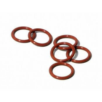 Сальник O-RING S10 (6шт) SILICONE - HPI-6816