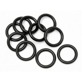 Кольца силиконовые P10 (10X2MM BLACK) 10шт - HPI-75078