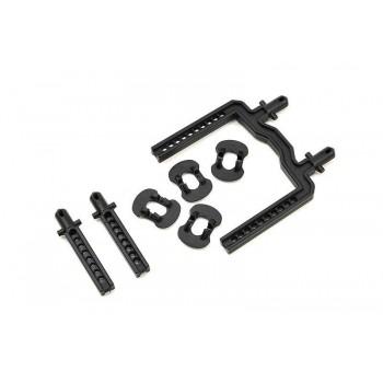 Стойки крепления кузова Traxxas Ford GT - TRA8315 (код товара: Б92544)