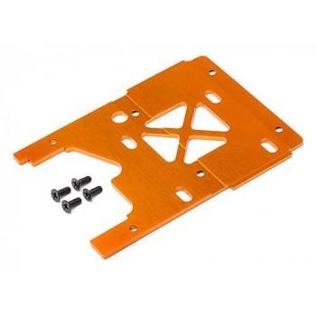 Пластина моторамы 2.5mm (7075|ORANGE) - HPI-105896