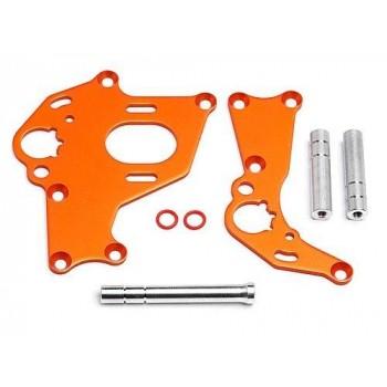 Моторама (LEFT|RIGHT|ORANGE) комплект - HPI-106838