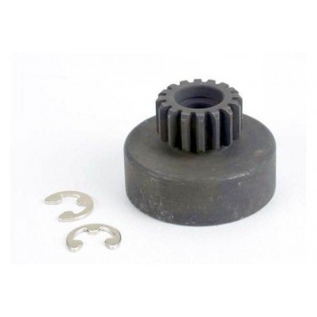 Колокол сцепления в комплекте с Е-клипсами, регулировочной шайбой - TRA4116 (код товара: Б93221)