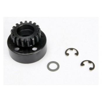 Колокол сцепления в комплекте с Е-клипсами, регулировочной шайбой - TRA5217 (код товара: Б93200)