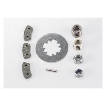 Кулачки сцепления 3шт, шайба сцепления 1шт, упорные пружины 2шт - TRA5552X (код товара: Б93169)