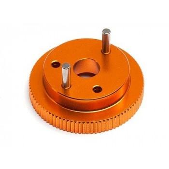 Маховик сцепления (2х кулачковый) Trophy Series (Orange) - HPI-101759 (код товара: Б93240)