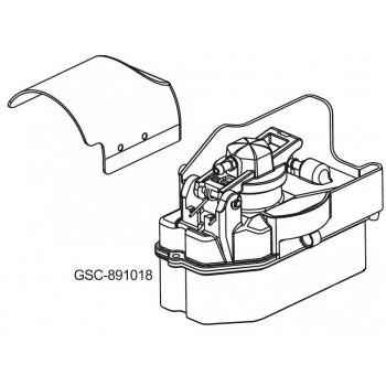 Топливный бак CLX - GSC-891018