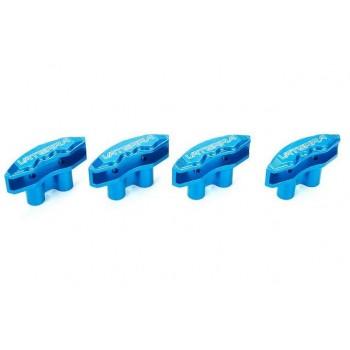 Тормозные суппорта, алюминий (голубой, 4шт): V100 - VTR332007