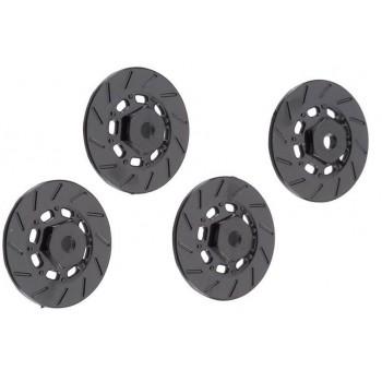 Имитация тормозных дисков для автомоделей LaTrax Rally 1:18, 4шт. - TRA7569