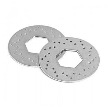 Диски тормозные стальные (2шт) - HPI-86133
