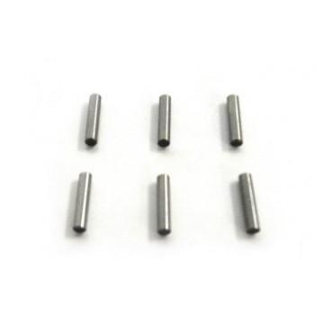 Шпильки фиксации колесной оси 2x10мм, E10 - Hi31038