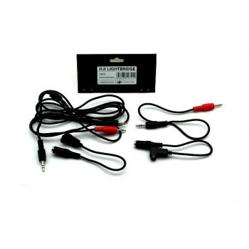 Набор кабелей для подключения LightBridge - dji-lb-part8