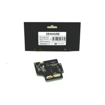 Управляющая плата HDMI-AV подвеса Z-15 Panasonic - dji-z15-gh2-part13
