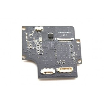 Управляющая плата HDMI-AV подвеса Z-15 GH3 - dji-z15-gh3-part26