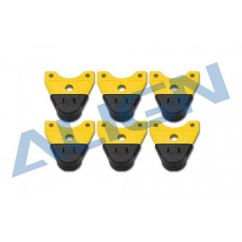 Ножки шасси (желтые) Align: MR25 - M425008XET