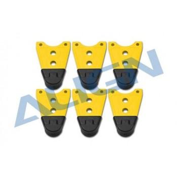 Ножки шасси (желтые) Align: MR25P - M425009XET
