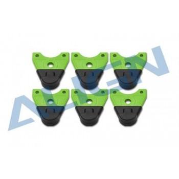 Ножки шасси (зеленые) Align: MR25 - M425008XST