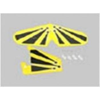Набор хвоcтовых крыльев Art-tech - 5G021