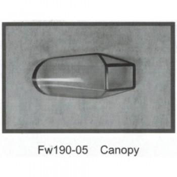 Капот Dynam - FW190-05