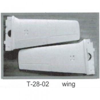 Крылья Dynam - T28-02-Grey