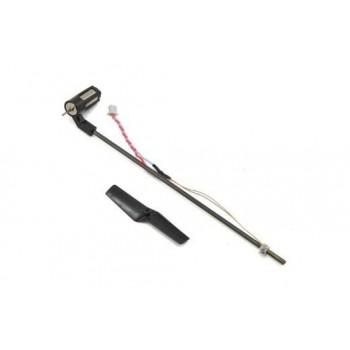 Балка хвостовая в сборе Blade: Nano CP S - BLH2406