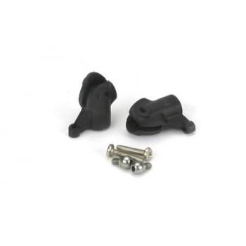 Tail Rotor Blade Grip|Holder Set: B400 - EFLH1470