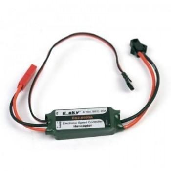Контроллер скорости EK2-0600A (000120) для Honey Bee King II - EK2-0600A|000120