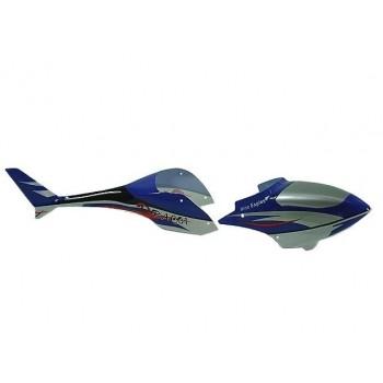 Фюзеляж синий Nine Eagles - NE402210002A(210A)