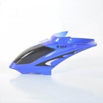 Кабина Синяя S107G-01-B