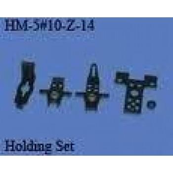 Фиксатор проворота тарелки и втулка вала - HM-5#10-Z-14